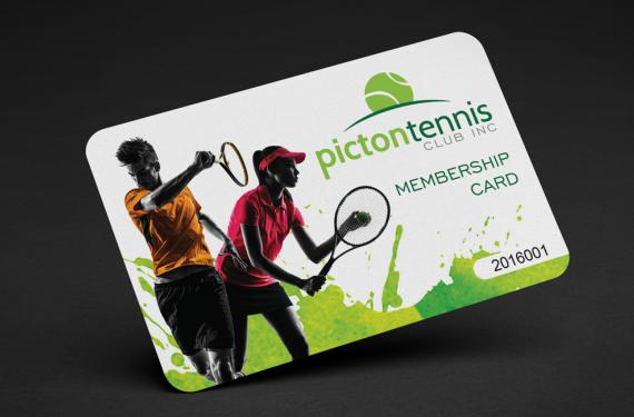 Style guides brand guidelines portfolio check out our past work picton tennis membership card colourmoves